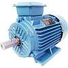 Электродвигатель 3 кВт 1400 об/мин 380 В, Eurotec AT 128 трехфазный электродвигатель переменного тока 1500 об, фото 2