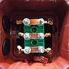 Электродвигатель 3 кВт 1400 об/мин 380 В, Eurotec AT 128 трехфазный электродвигатель переменного тока 1500 об, фото 6