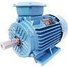 Электродвигатель 3 кВт 2800 об/мин 380 В, Eurotec AT 124 трехфазный электродвигатель переменного тока 3000 об, фото 2