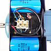 Электродвигатель 1.5 кВт 1400 об/мин 220 В Eurotec AT 127 однофазный электродвигатель переменного тока 1500 об, фото 6