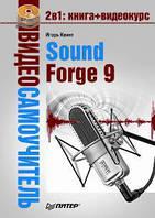 Квинт Игорь Видеосамоучитель. Sound Forge 9 (+CD)