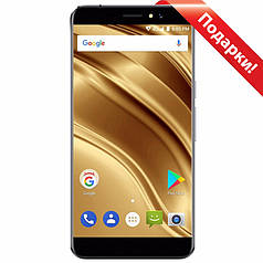 "☞Смартфон 5.3"" Ulefone S8 Pro, 2/16GB Black камера 8 Мп гнутое стекло 2.5D отпечаток пальца 3000 mAh Android 7"
