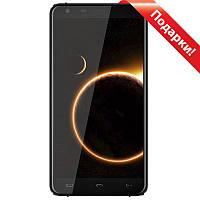 """Смартфон 5.5"""" HOMTOM HT30 Pro, 3GB+32GB Черный 4 ядра MT6737 Android 6.0 камера 5Мп 3000 mAh + селfи в подарок"""