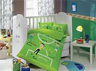 Постельное белье Hobby Soccer в кроватку детское