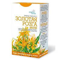 Капли Organic Herbs Золотая Розга 50мл
