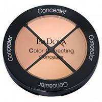 Корректор для лица Color Correcting Concealer №36 Nude IsaDora