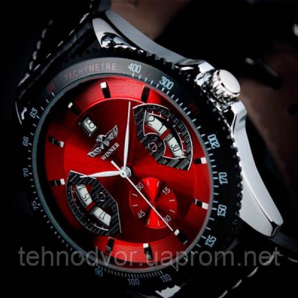 Winner Мужские часы Winner Classic Red, фото 1