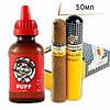 PUFF 50мл Кохиба / Cohiba-C  - Жидкость для электронных сигарет (Заправка)