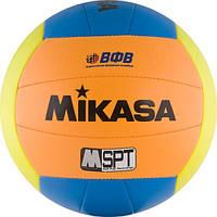 Мяч любительский для пляжного волейбола Mikasa VXS-BSP 2