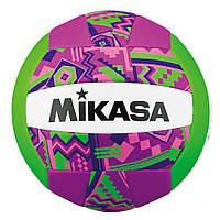 Мяч любительский для пляжного волейбола Mikasa GGVB-SF