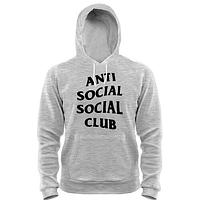 Толстовка Anti Social Social Club