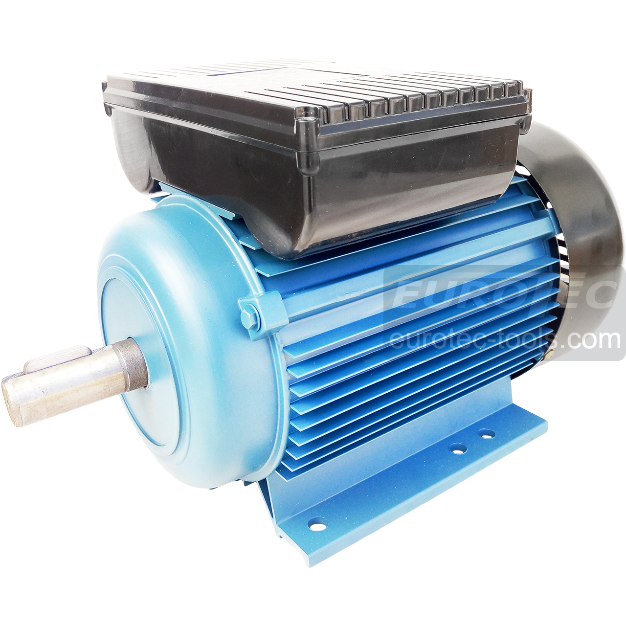 Асинхронный электродвигатель 1400 об. 2.2 кВт 220В Eurotec AT123 однофазный двигатель переменного тока 1500 об