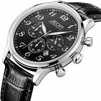 Jedir Мужские часы Jedir President Black, фото 1
