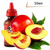 PUFF 50мл Нектарин / Nectarine  - Жидкость для электронных сигарет (Заправка)