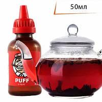 PUFF 50мл Черный чай / Black Tea  - Жидкость для электронных сигарет (Заправка)