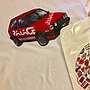 Palace volkswagen футболка мужская Бирки печатные Фото оригинал, фото 3
