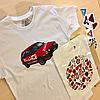 Palace volkswagen футболка мужская Бирки печатные Фото оригинал, фото 4