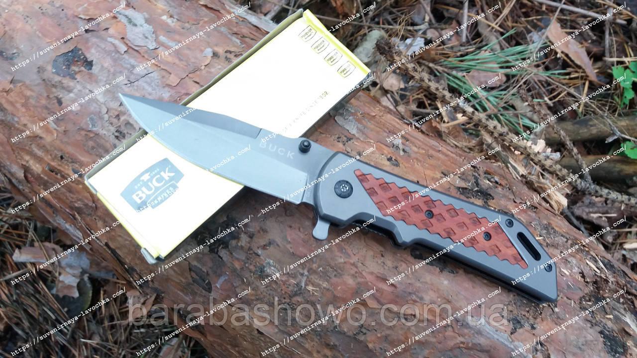 Складной нож Buck DA-105 Крепкий, надежный