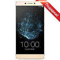 "☎Смартфон 5.5"" LeEco (LeTV) S3 X626, 4/64GB Gold экран Full HD touch id камера Sony 21Мп"