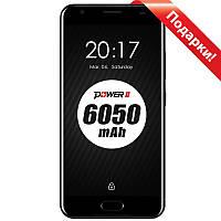 """★Смартфон 5.5"""" Ulefone Power 2, 4GB+64GB Black Full HD экран 8 ядер камера 13Мп 6050 мАч"""
