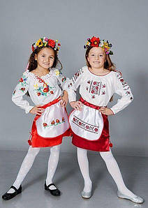 Украинский костюм на девочку
