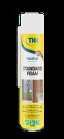 Профессиональная летняя монтажная пена TKK Tekapur Standart Spray, 750 мл
