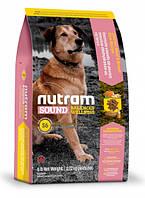 Nutram (Нутрам) S6 Sound Balanced Wellness Natural Adult сухой корм для взрослых собак, 13.6 кг