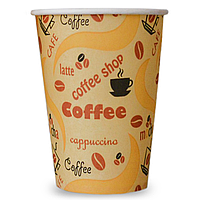 """Бумажный стаканчик для вендинга """"Coffe Shop"""", 175 мл"""