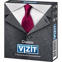 Презервативы ТМ Визит / Vizit классические №3