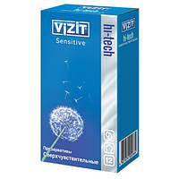 Презервативы ТМ Визит / Vizit Хай-Тек сверхчувствительные №12