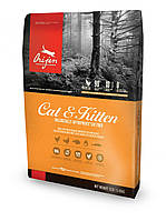 Orijen (Ориджен) Cat & Kitten биологический корм для кошек всех возрастов, 5.4 кг