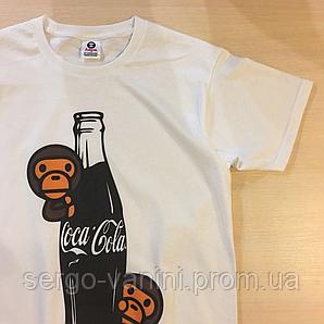 Футболка BAPE By A Bathing Ape Coca-Cola мужская