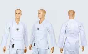 Защита корпуса (жилет) для каратэ детская WKF MA-6244