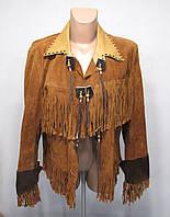 Ексклюзивная куртка Real Leather, (~М) Уценка (нужна доработка)