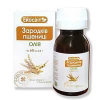 Зародышей пшеницы масло капсулы №60
