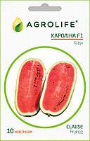 КАРОЛИНА F1 / KAROLINA F1 - арбуз, Clause (Agrolife) 10 семян
