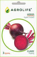 НОБОЛ / NOBOL - свекла столовая, Clause (Agrolife) 3 грамма семян