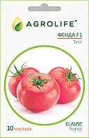 ФЕНДА F1 / FENDA F1 – томат розовый высокорослый, Clause (Agrolife) 10 семян