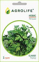НОВАС / NOVAS - петрушка листовая, Clause (Agrolife) 1 грамм семян