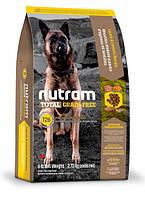 Nutram T26 Total Grain-Free Lamb & Lentils Dog Food беззерновой корм с ягненком