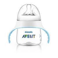 Тренировочный набор с бутылочкой Philips AVENT Natural ТМ АВЕНТ / AVENT средний поток от 4+ месяцев 150 мл