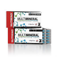 Минеральный комплекс Multimineral Compressed ТМ Нутренд / Nutrend капсулы №60
