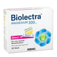 Биолектра Магнезиум Директ микрогранулы лимон пакеты №20