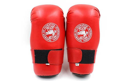 Перчатки для тхэквондо ITF MA-4767-R , фото 2