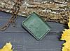 Чехол для авто-документов с прозрачными отделениями 282029 - зеленый