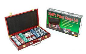Покерный набор 300фишек IG-6643