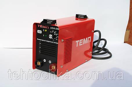 Сварочный инвертор Темп 180 PI, фото 2