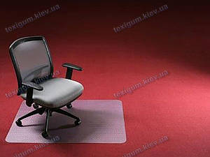 Ковер под кресло защитный 90х120см Mapal Израиль. Толщина 1,7мм