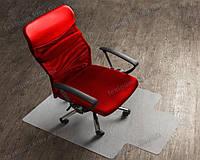 Ковер под кресло защитный Mapal 92х122см Израиль. Толщина 1,7мм