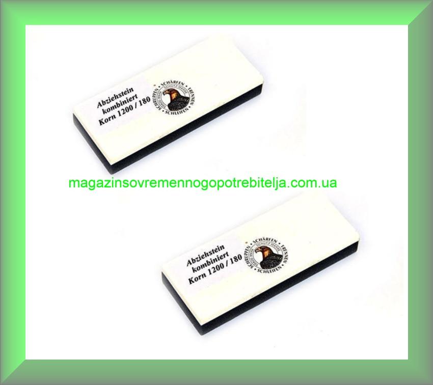 Двухсторонний синтетический камень Arkanzas 600/120